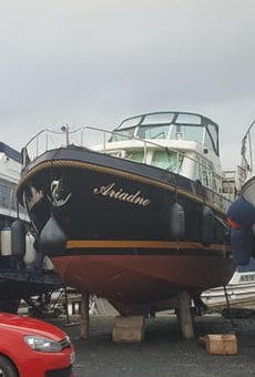 Linssen Grand Sturdy 38 AC for Sale